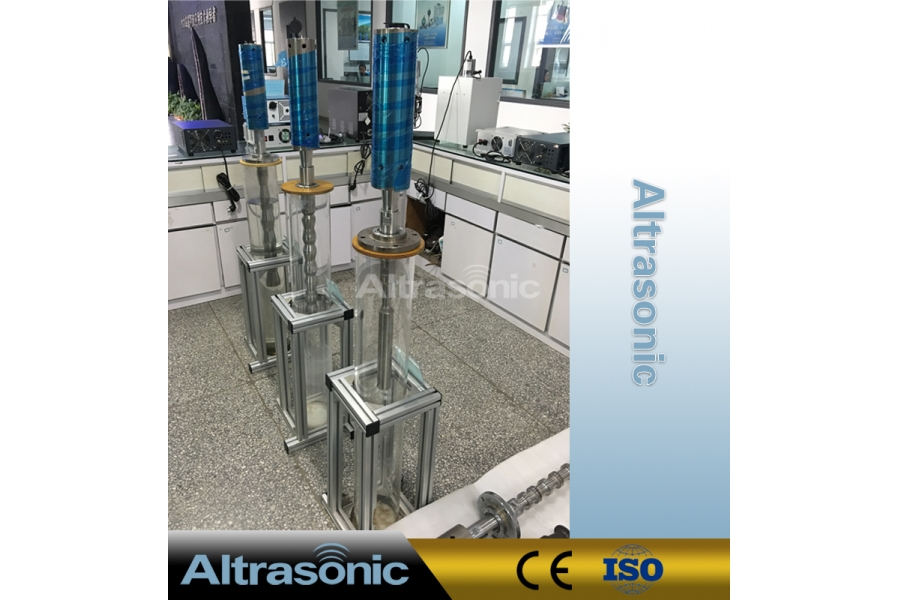 Ultrasonic Probe Serical for Essential Oil Extraction